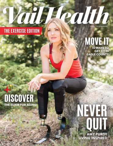 Vail Health 2018 2019 By Carly Arnold Issuu