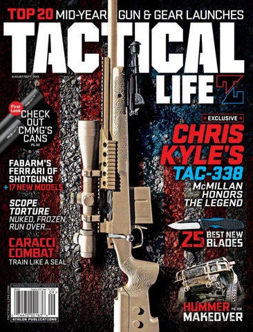 Tactical Life September-October 2018 by Vadim Koval - issuu