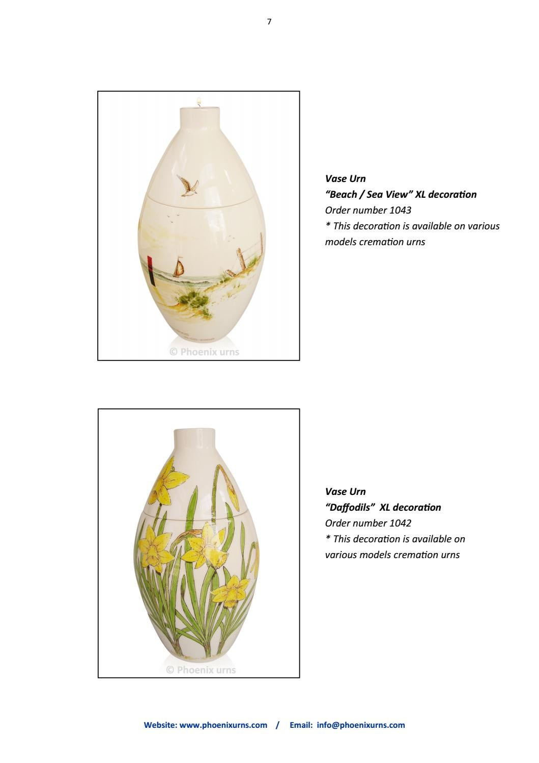 Xl Cremation Urns