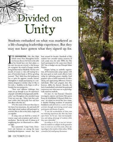 Page 20 of Divided on Unity