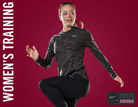 9eff9528 Nike Women's Training 2019 by Team Connection - issuu