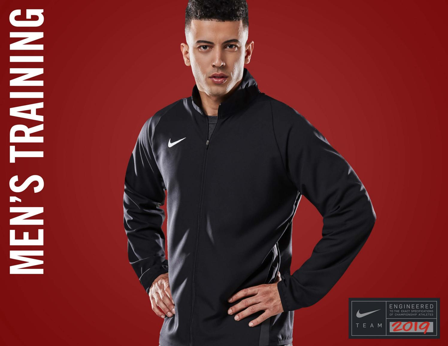 the latest bcd36 26207 Nike Men s Training 2019 by Team Connection - issuu