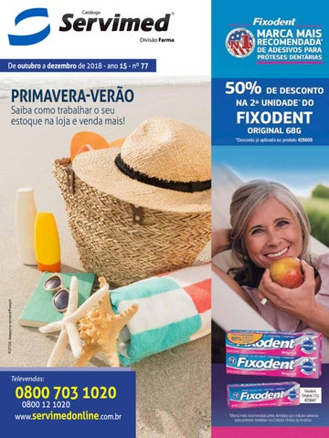 huge discount c8cad aef80 Revista Farma - Edição 77 by Servimed - issuu