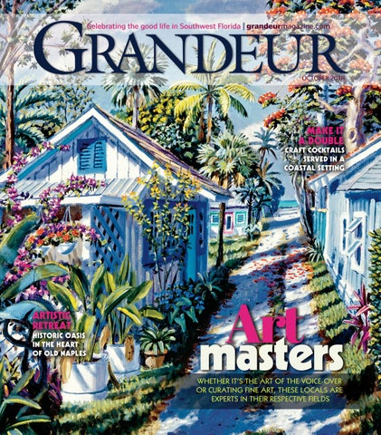 38241f96e494 Grandeur Magazine - October 2018 by Grandeur Magazine - issuu