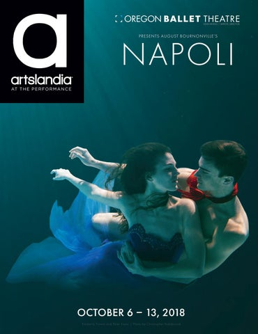 Napoli Oregon Ballet Theatre By Artslandia Issuu