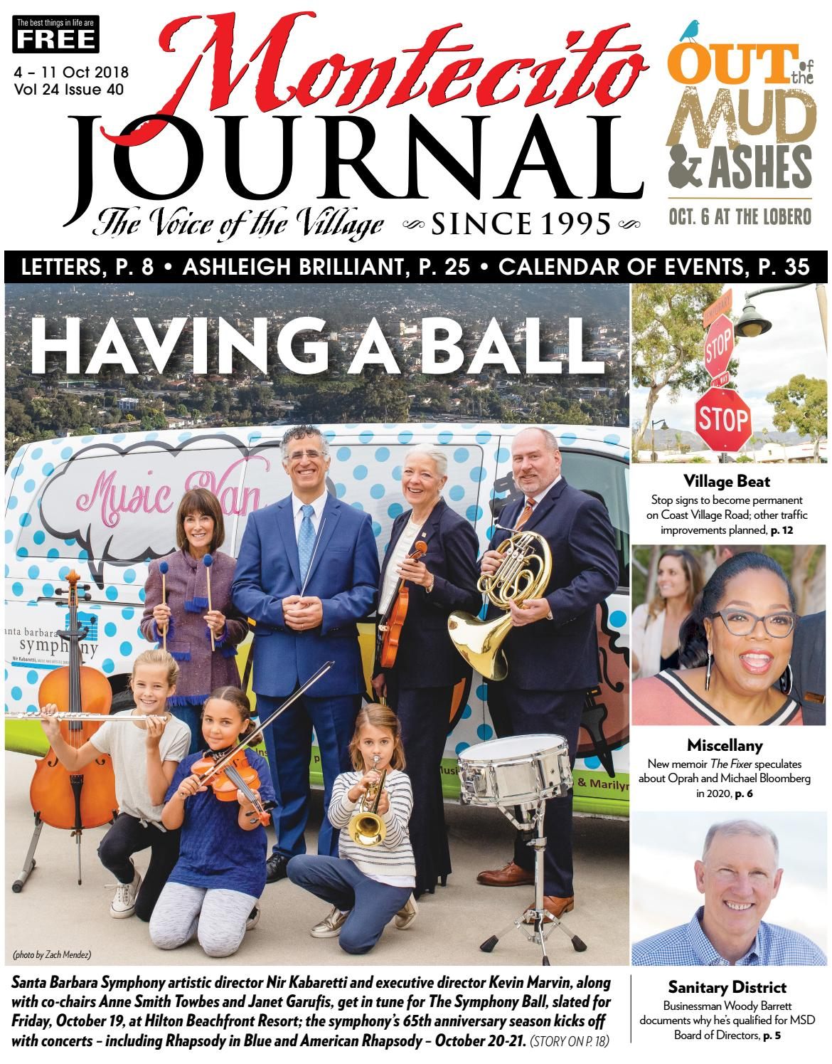 Having A Ball by Montecito Journal - issuu
