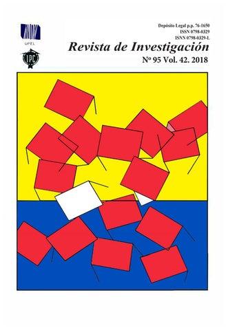 21bfcc43 Legal p.p. 76-1650 Depรณsito ISSN 0798-0329 ISNN 0798-0329-L. Revista de ...