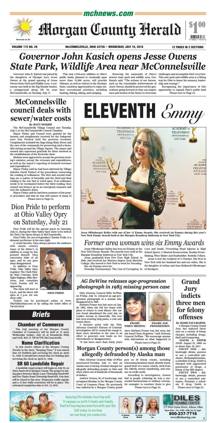 News-07 18 18 by Morgan County Herald - issuu