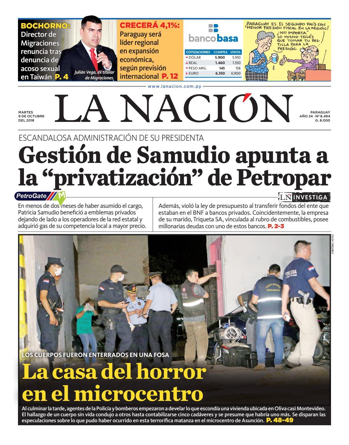 DIARIO LA NACIÓN - EDICIÓN 8.494 by La Nación - issuu 90669cba18578