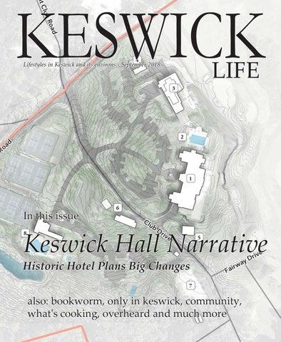 Keswick Life Digital Edition September 2018 by Keswick Life
