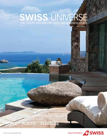 SWISS Universe Summer 2018 - SARDINIA by Swiss International ...