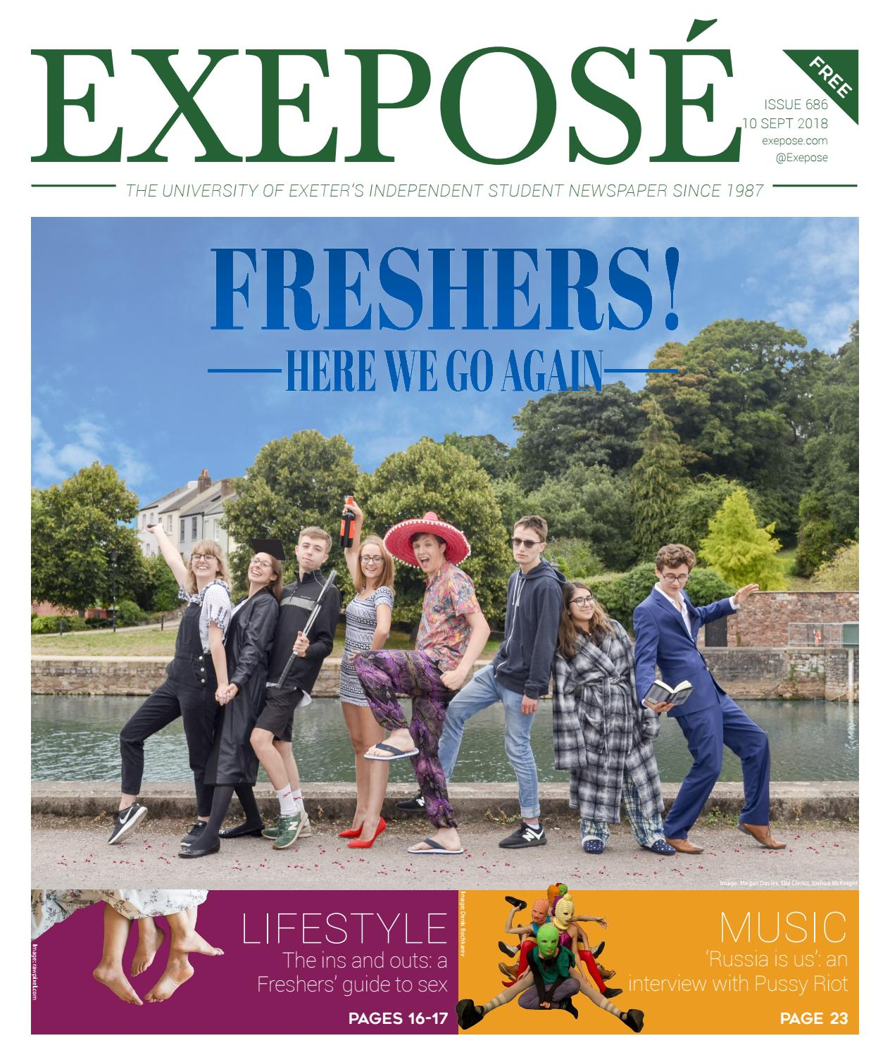 Issue 686 10 September 2018 By Exepose Issuu