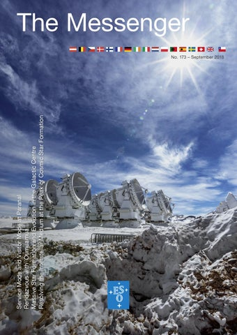 The Messenger 173 by European Southern Observatory - issuu