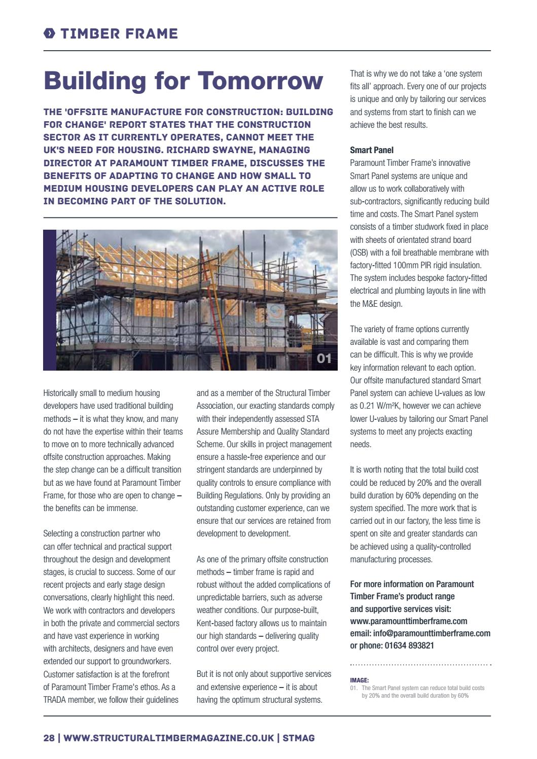 Structural Timber Magazine - Autumn Issue 17 by Radar Communications ...