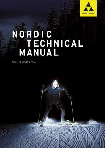 89e260cf9ab NORDIC TECHNICAL MANUAL EN by Fischer Sports GmbH - issuu