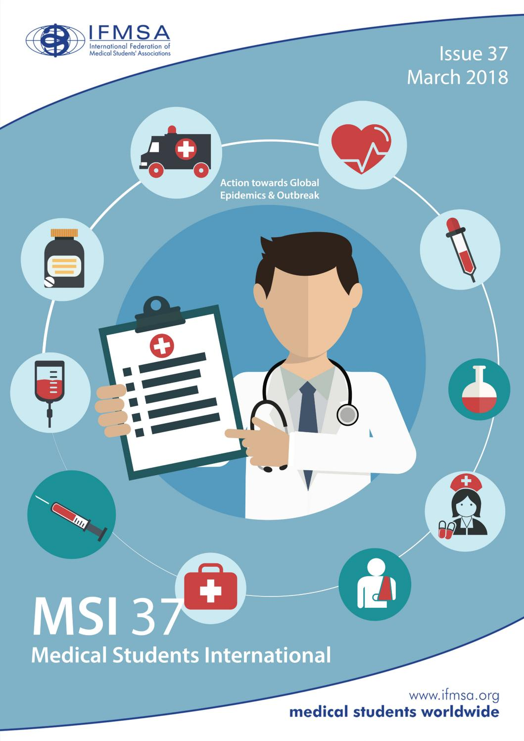 MSI 37 By International Federation Of Medical Students