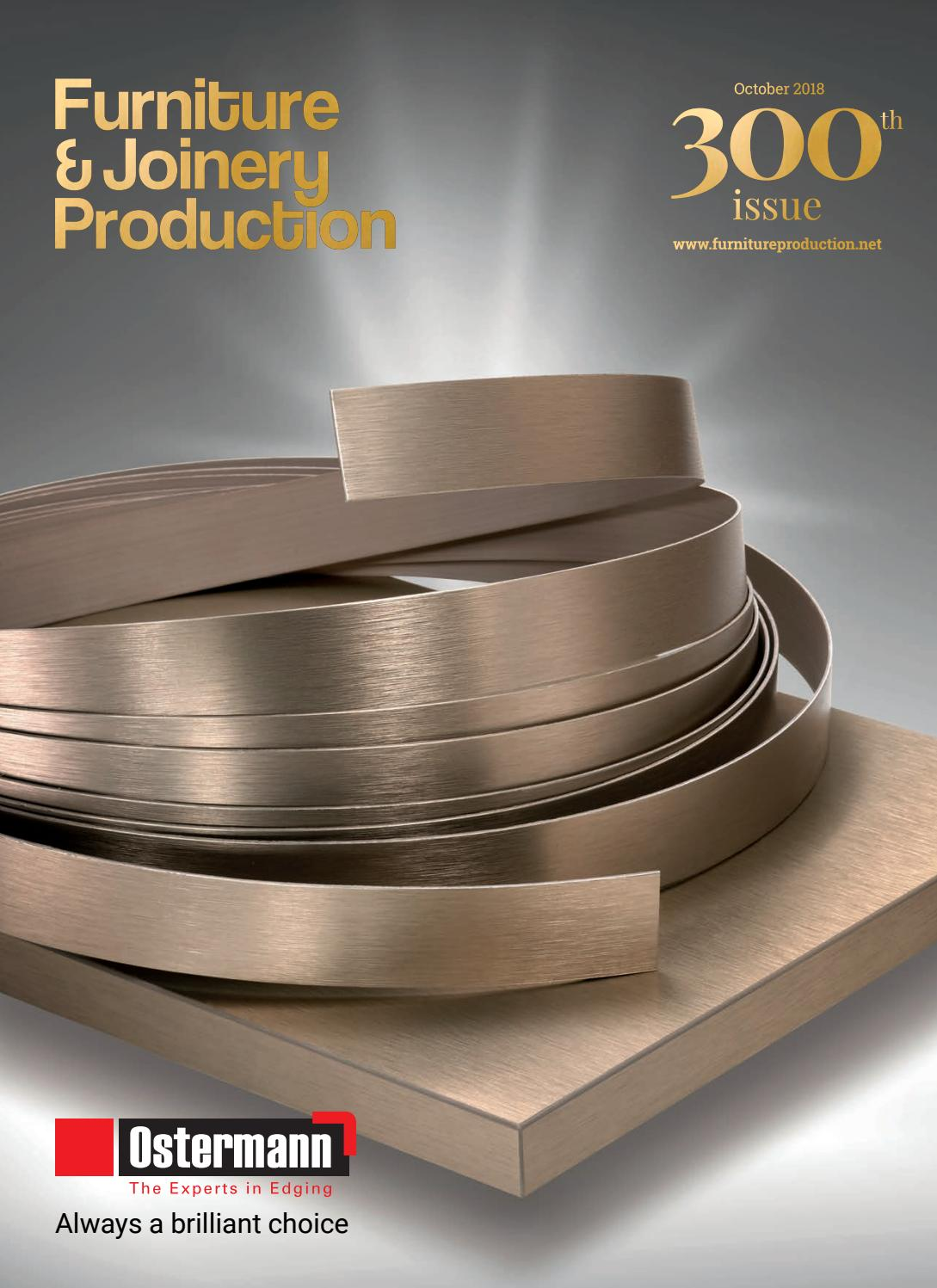 Furniture & Joinery Production #300 by Gearing Media Group