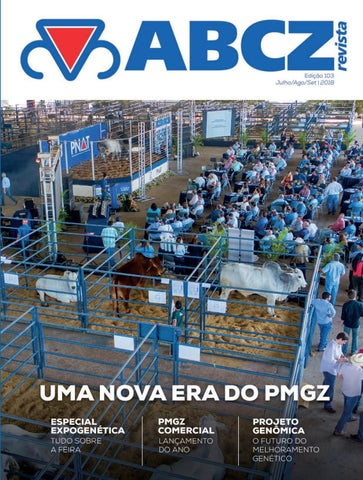Revista ABCZ - Edição 103 - Julho Agosto Setembro by ABCZ - issuu 5d31f6d6ff