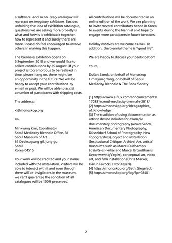 Page 5 of Invitation letter