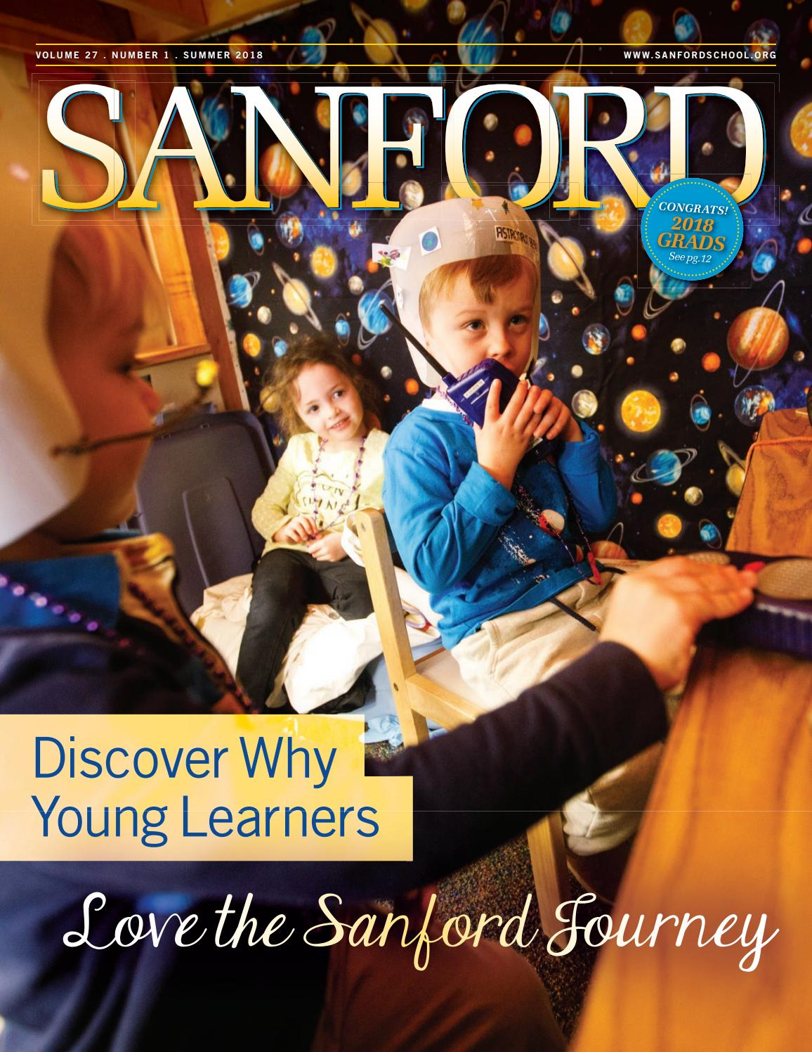 Sanford Magazine-Summer 2018 by Sanford School - issuu