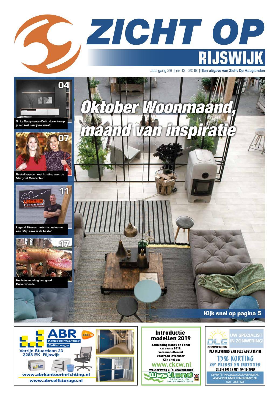 Kantoorinrichting Bos Groep.Zicht Op Haaglanden 201813 Editie Rijswijk By Zicht Op Media Issuu