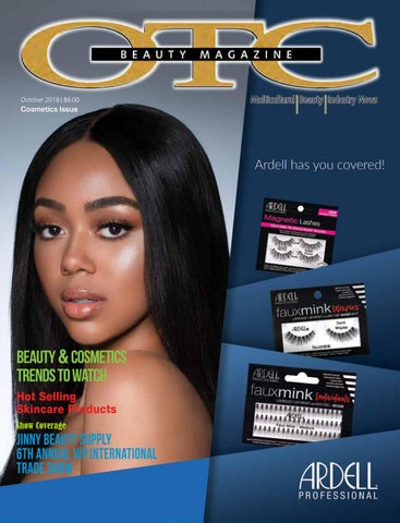 db23f24489e OTC Beauty Magazine, October 2018 by OTC Beauty Magazine - issuu