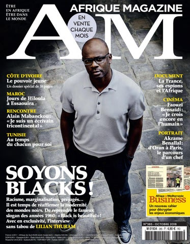 Afrique Magasine AM N°385 by afmag - issuu 0d6bd5f573b