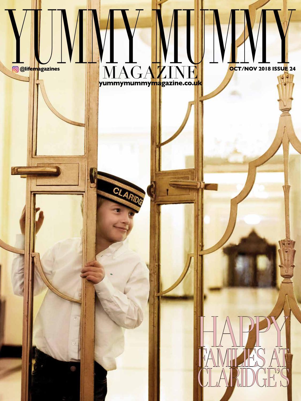a9a58d3b148 Yummy Mummy Magazine October November 2018 by Fish Media Group Ltd - issuu