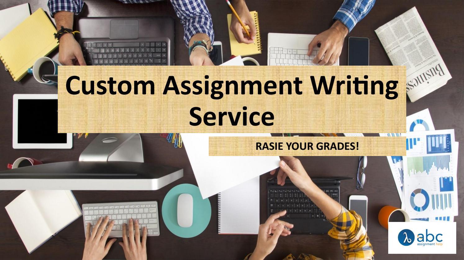 Custom homework writing ib