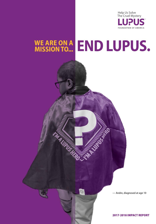 Lupus Foundation of America 2016-2017 Annual Report