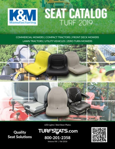 2019 K&M Turf Catalog by K&M - issuu Connectors Harness Wiring on