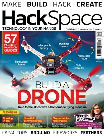 HackSpace Magazine 10 by Angel de Miguel - issuu