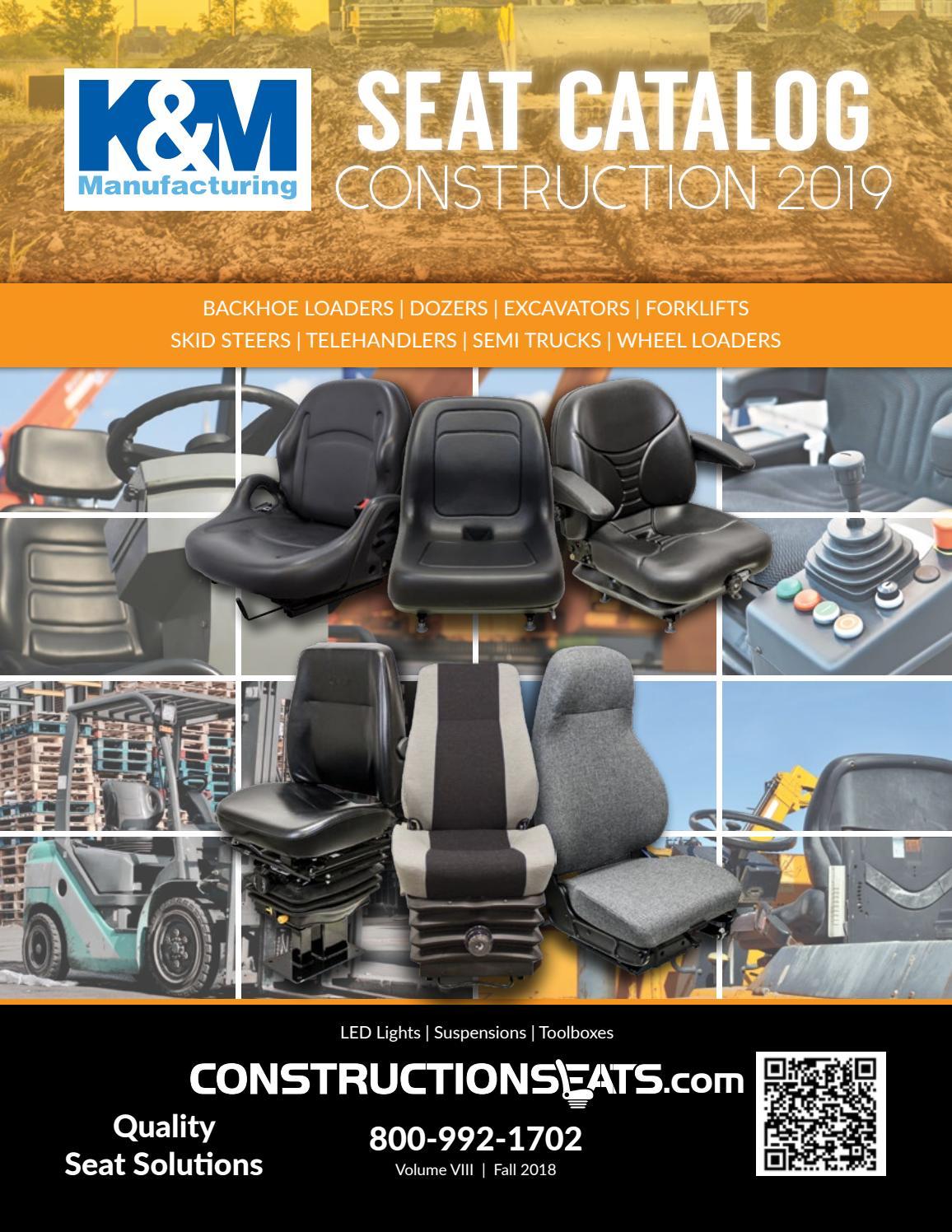2019 K&M Construction Catalog by K&M - issuu