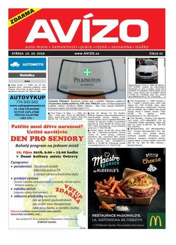 AVÍZO č. 41 2016 by AVÍZO - issuu c577bf0482