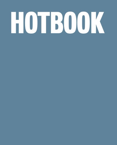 HOTBOOK 017 by HOTBOOK - issuu eec583151913