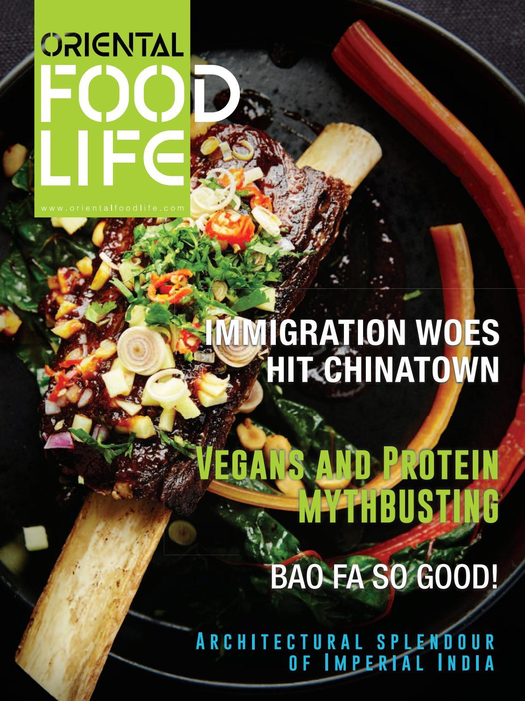 oriental food life by currylifemagazine - issuu