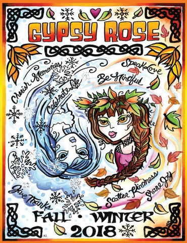 ee73237e06b4 Gyspy Rose Fall/Winter 2018 Catalog by Gypsy Rose Corp - issuu