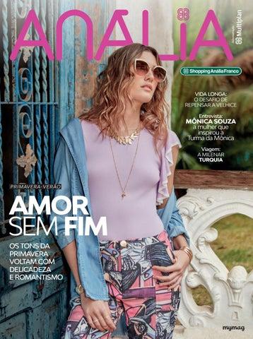 Revista Anália 23 by Editora Mymag - issuu aac0d3c34de