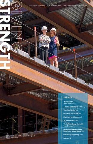 Fall 2018 Issue #7 by Beth Israel Deaconess Hospital-Needham