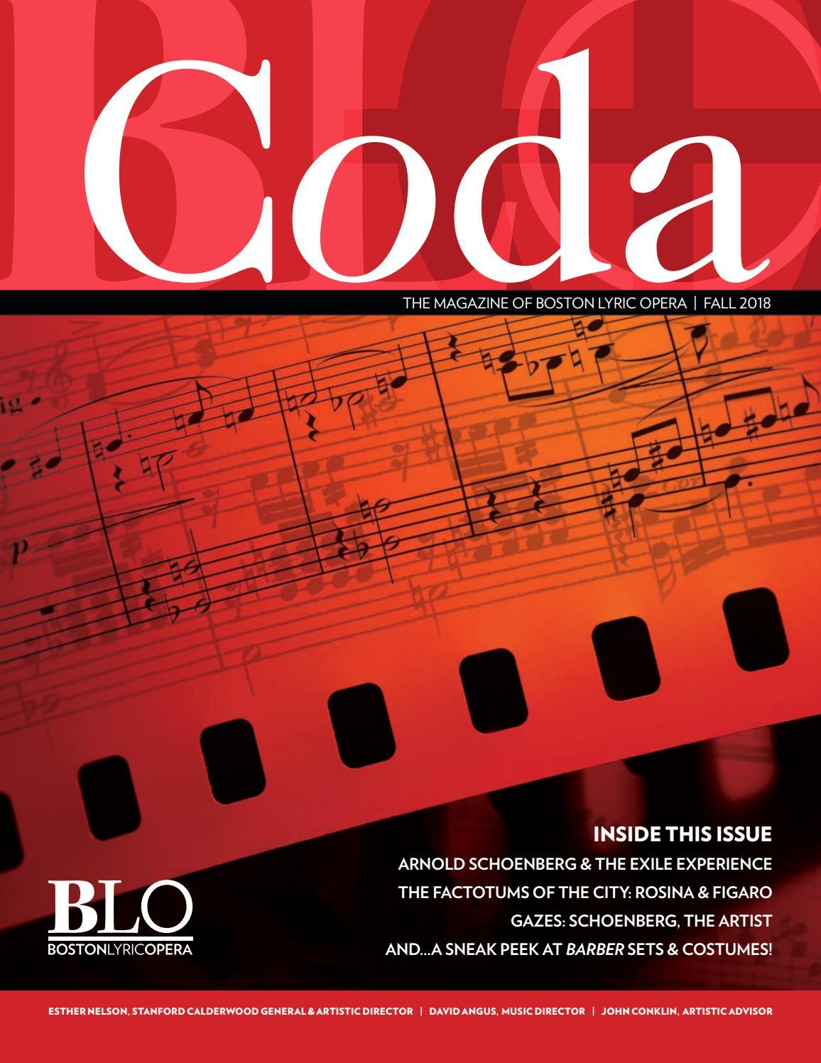 199091 Don Giovanni Program | Seattle Opera 50th Anniversary