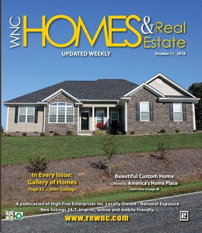 vol 29 october 11 by wnc homes real estate issuu rh issuu com