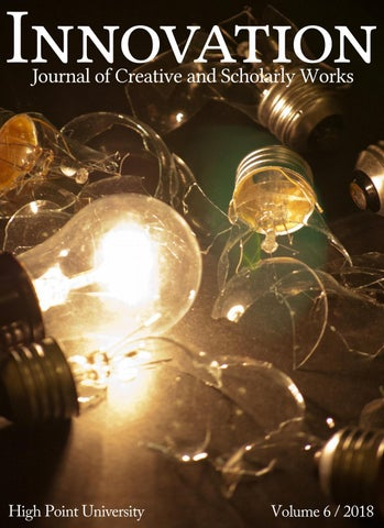 URCW Innovation Journal of Creative and Scholarly Works
