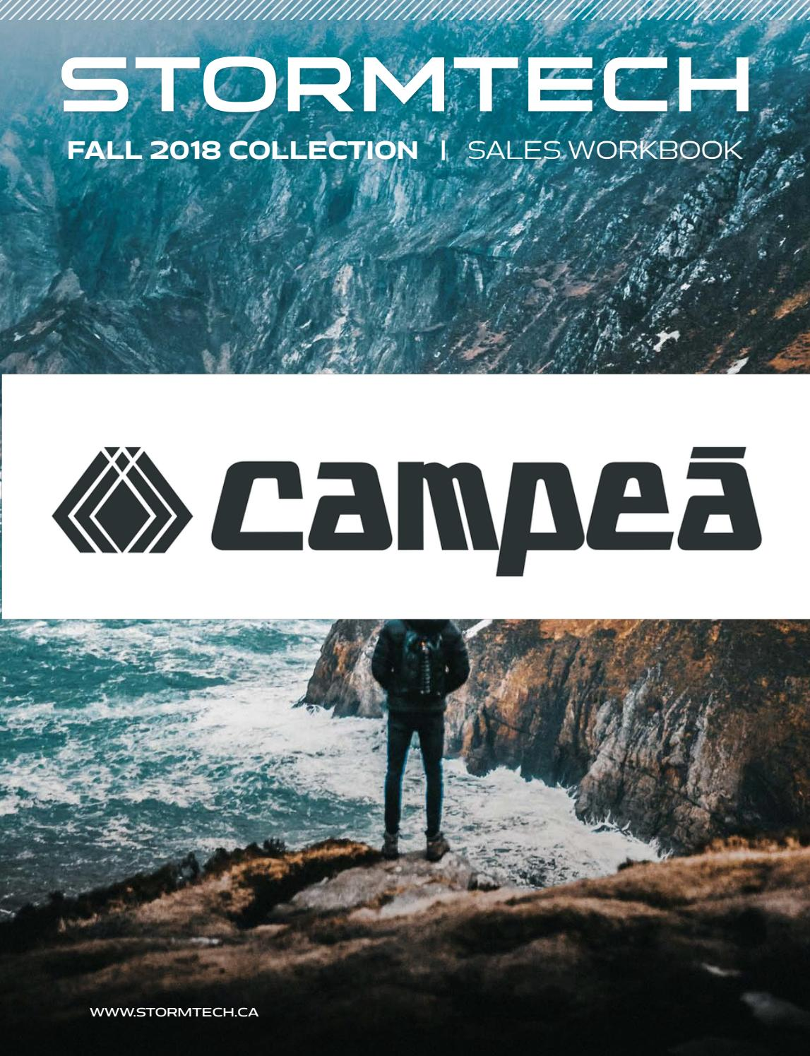 Stormtech EN Fall 2019 Catalogue by Campea - issuu c8b5af564204
