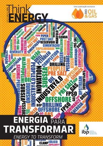 Think Energy by Instituto Brasileiro de Petróleo 3cda25c7b72c5