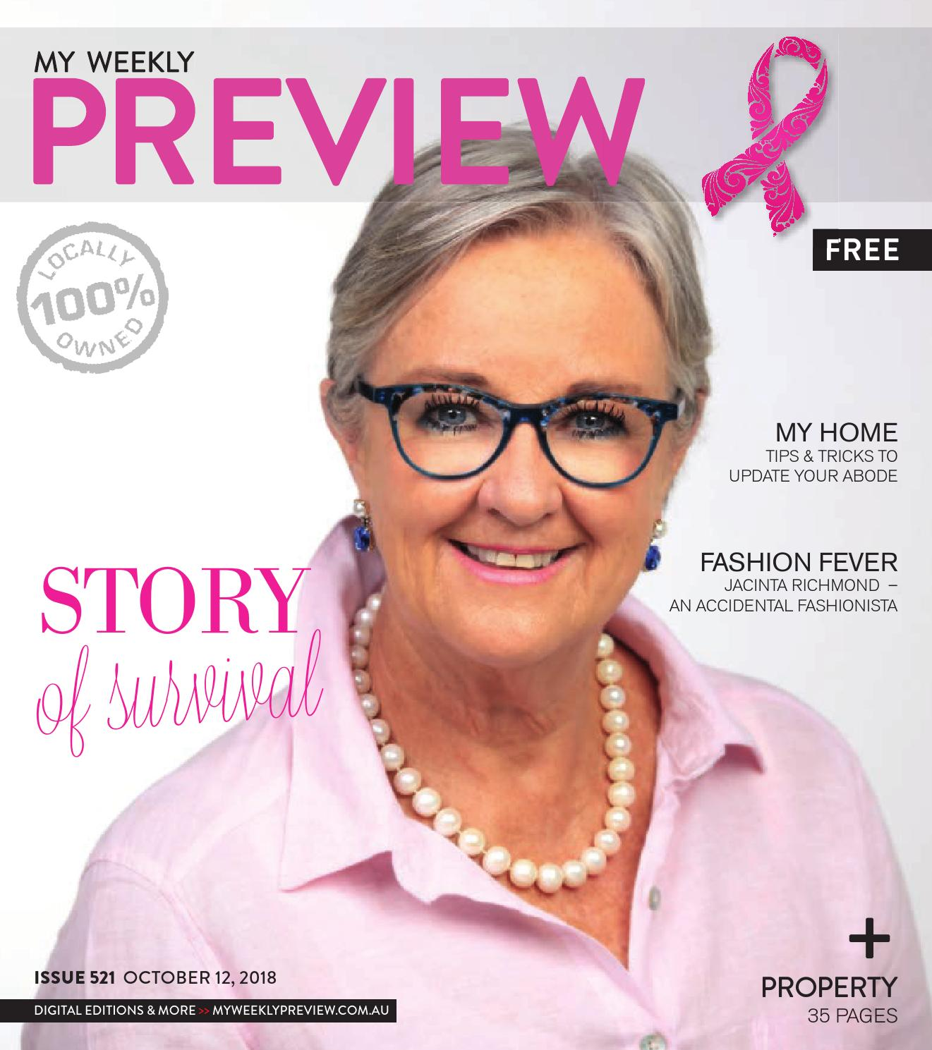My Weekly Preview Issue 521 by My Weekly Preview - issuu 9d70f97adb