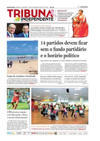 b54b90ed1db Edição número 3246 - 10 de outubro de 2018 by Tribuna Hoje - issuu