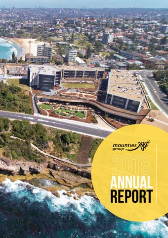 Mounties Group Annual Report 2018 by Mounties - issuu