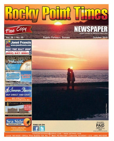 Rocky Point Times October 2018 by Rocky Point Services - issuu