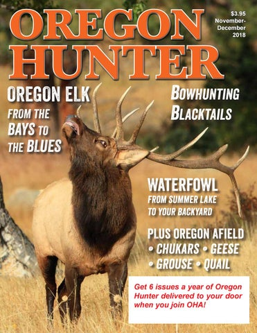 e151dea5ad8 November-December 2018 by oregonhunters - issuu