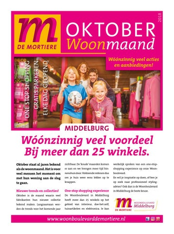 2b5d4554a3b5a5 Woonkrant Woonboulevard de Mortiere by Trainews - issuu